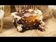 Oreo Salted Caramel Bites. I can't wait to make these.....s.s