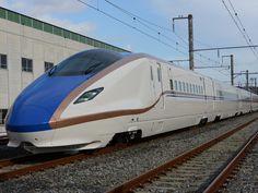JR East unveils first Series E7 high speed train - Railway Gazette