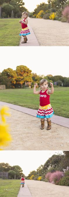 Two year old girl in boots. Raleigh lifestyle child photographer » Kim OBrien Photography