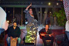 cafe Marbella , flamenco show
