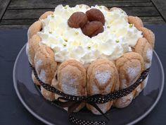 Tiramisu, Vanilla Cake, Charlotte, Camembert Cheese, Pie, Ethnic Recipes, Blog, Deserts, Sweet Recipes