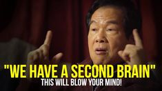 "Mantak Chia: ""We have a second brain"" . Do this to activate the second brain. ► If you struggle and have a hard time, consider taking an online therapy sessi. Interview, How To Remove, How To Apply, Skin Tag Removal, Get Rid Of Blackheads, Qigong, Chinese Medicine, Feet Care, Oral Health"