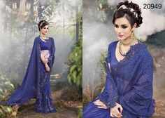 Indian Sari Wedding Partywear Designer Ethnic Dress Bollywood Pakistani Saree