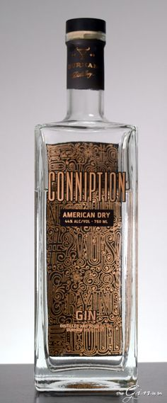 Conniption American Dry Gin