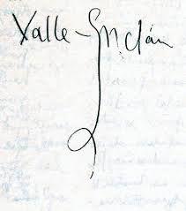 Valle-Inclán, el genio iconoclasta. | Matemolivares