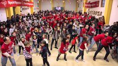"""Special Olympics Italia Flash Mob Venosa"" HD version (+playlist)"