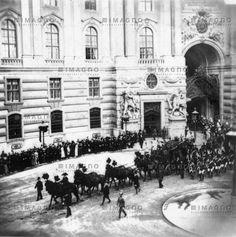 Leichenbegängnis der Kaiserin Elisabeth, © IMAGNO/Austrian Archives