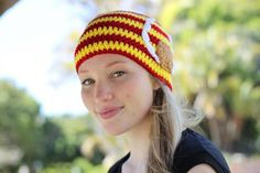 Harry Potter Snitch Beanie Harry Potter Snitch, Geek Stuff, Beanie, Clothing, Fashion, Geek Things, Outfits, Moda, Fashion Styles