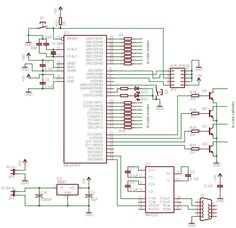 Digital Thermometer Using Pic Microcontroller And Mcp9700
