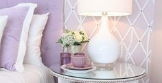 How To Decorate With Pantone's Color Of The Year: Radiant Orchid | Homesessive.com