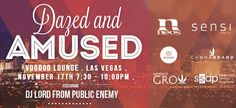 Join Us For Dazed & Amused: Voodoo Lounge Party In Las Vegas Nov 17th http://womengrow.com/join-us-dazed-amused-voodoo-lounge-party-las-vegas-nov-17th?utm_source=rss&utm_medium=Friendly+Connect&utm_campaign=RSS @womengrow #womengrow