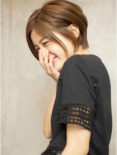 ベック ヘアサロン(BEKKU hair salon) 『美シルエット☆』大人可愛いエレガントショートでふんわり感♪