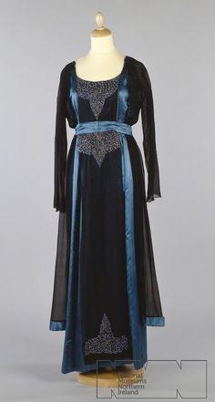 Орнамент и стиль в ДПИ - Чарующие наряды 1907-1915 года