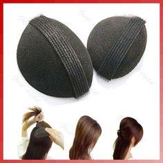 New Magic DIY Updo Tuck Comb Wear Hairpins Comb Hair Decoration hair clips Hot Bump Hairstyles, Princess Hairstyles, Bridal Hairstyles, Styling Comb, Styling Tools, Natural Hair Updo, Natural Hair Styles, Braid Tool, Hair Puff
