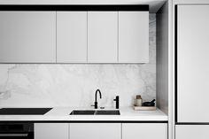 cdk stone - Divine Calacatta marble kitchen by Photo by Brooke Holm. cdk stone - Divine Calacatta marble kitchen by Photo by Brooke Holm.