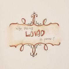 Day 11: Find Wealth in Love #oscarwilde by illuminatedwords