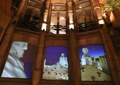 """""""Gaudí's Pedrera: The Origins"""", an spectacular night-time experience that will amaze everyone"""