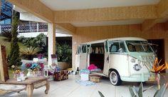 Inspiração de decoração para seu evento personalizado. Recreational Vehicles, Van, Event Decor, Wedding Decoration, Events, Camper, Vans, Campers, Single Wide