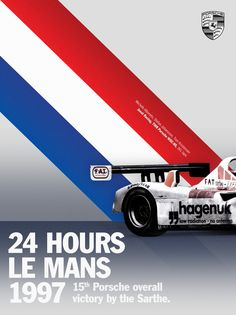 24 Hours Le Mans 1997