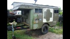Land rover ambulance extension