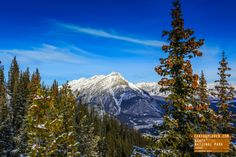Incredible View of Banff