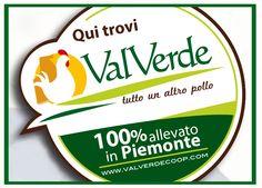 Vetrofania Valverde - Pollo % Piemontese -