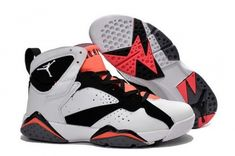 5990edf14970 Factory Authentic Air Jordan 7 Hot Lava White Black-Hot Lava For Sale