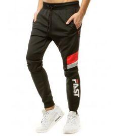 Čierne pánske teplákové nohavice Nike Sb, Fasion, Hollister, Calvin Klein, Polo Ralph Lauren, Sweatpants, Adidas, Products, Fashion