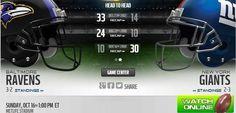 http://giantsvsravens.us    Giants vs Ravens