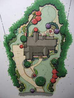 Джон Брукс - легенда ландшафтного дизайна