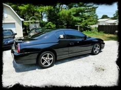 '00 Chevrolet Monte Carlo SS