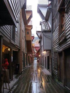 Beautiful Bergen. ..