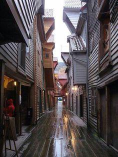Beautiful Bergen. ..