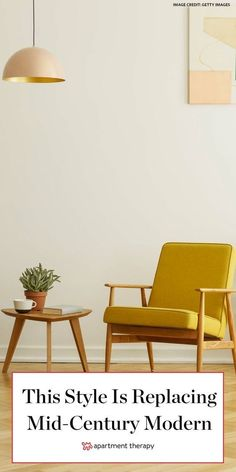 Is mid-century modern over? Here's why the style is no longer dominating market, and what you can expect to see in its place. Bohemian Living Rooms, Living Room Grey, Living Room Decor, Online Interior Design Services, Arts And Crafts Furniture, Online Shops, Living Room Storage, Home Trends, Traditional Decor