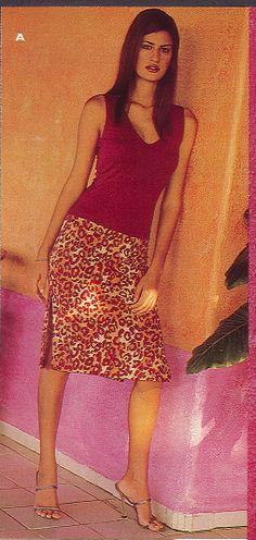 "Victoria's Secret ""Old School"" Models (March 2006 - July 2013) - Page 3 - the Fashion Spot- VSC spring 2000 - Yamila Diaz-Rahi"