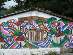 La Palma, El Salvador. More about La Palma:  http://en.wikipedia.org/wiki/La_Palma,_Chalatenango
