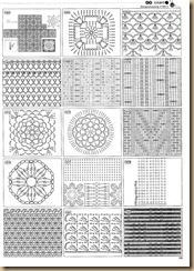 Over 1400 graphs and patterns for motifs, doilies and stitches!