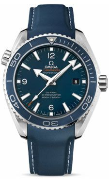 Omega Seamaster Planet Ocean 600 M Co-Axial 45.5 mm - Titanium (Style No: 232.92.46.21.03.001) from SwissLuxury.Com