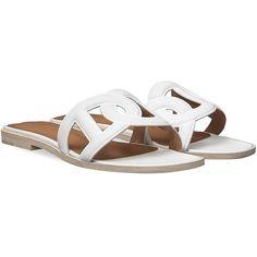 1319216495ae Omaha Hermes ladies  sandal in calfskin