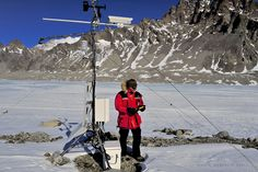 Dale T. Andersen, Lake Untersee Antarctica, down parka Arctic Explorers, Down Parka, Antarctica, Mount Everest, Mountains, Travel, Outdoor, Outdoors, Viajes