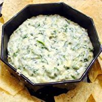 Spinach and Artichoke Dip by Jody Milligan