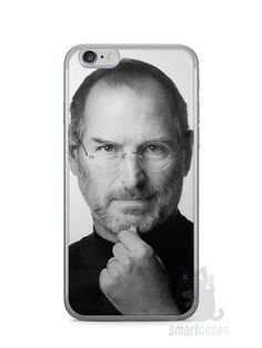 Capa Iphone 6/S Steve Jobs