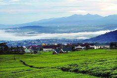 Mount Dempo, Pagar Alam-South Sumatra-Indonesia