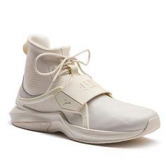 FENTY Puma x Rihanna Women's Trainer Hi Sneakers Shoes - Bloomingdale's Puma Sneakers Shoes, Puma Shoes Women, Pumas Shoes, Mens Fashion Shoes, Sneakers Fashion, Puma Fenty, Rubber Shoes For Women, Clearance Shoes, School Shoes
