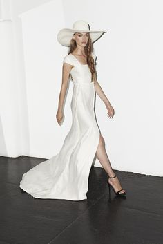 Wedding Gown from Houghton Bride