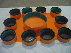 MateVida infantil: caja Mackinder con material reciclado