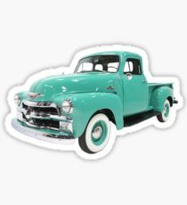 """""""Classic Chevy Pickup Truck """" Stickers by holidays4you 