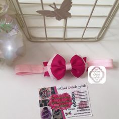 Check out this item in my Etsy shop https://www.etsy.com/uk/listing/253754460/baby-headband-pinkbaby-girl-hair-band