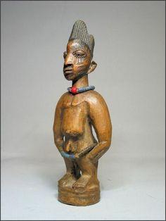 Yoruba Ere Ibeji - RAND AFRICAN ART