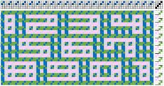 Image result for 手織り 組織図 作り方
